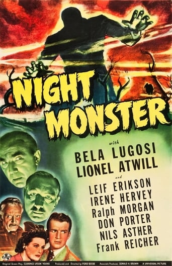 Poster of Night Monster