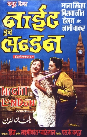 Poster of Night in London