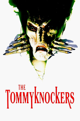 Poster of The Tommyknockers