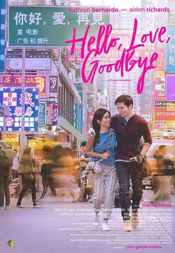 poster of Hello, Love, Goodbye