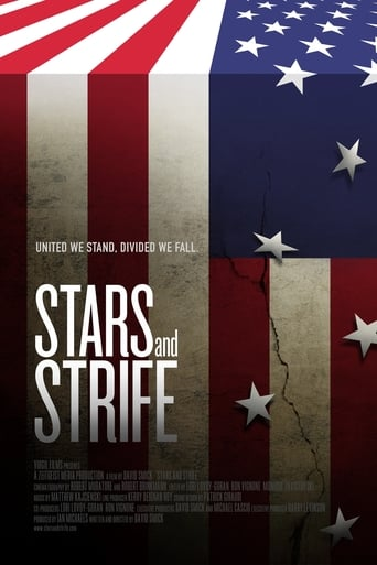 Poster Stars and Strife