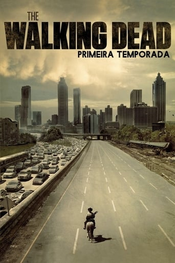 The Walking Dead 1ª Temporada - Poster
