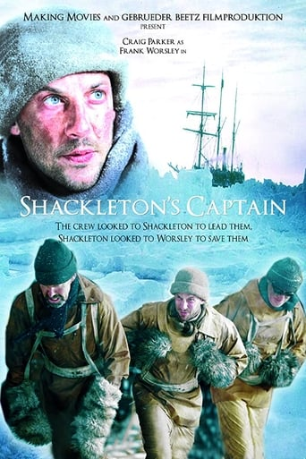 Poster of Shackleton's Captain