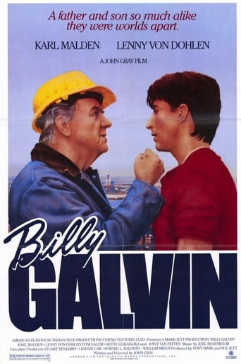 Poster of Billy Galvin