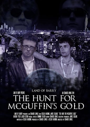 Poster of Land of Barry: The Hunt for McGuffin's Gold