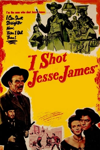 Poster of I Shot Jesse James