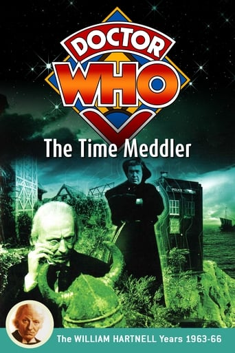 Poster of Doctor Who: The Time Meddler