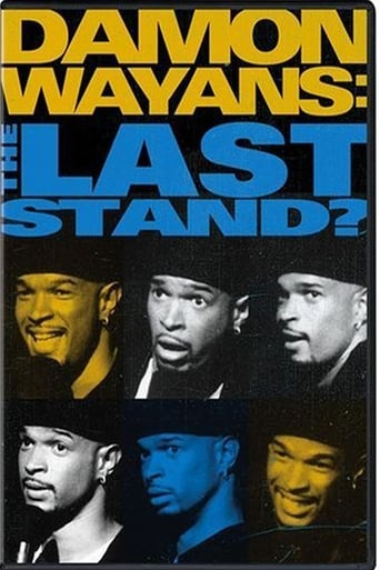 Poster of Damon Wayans: The Last Stand