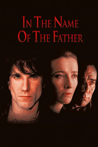 In the Name of the Father (1993) - poster