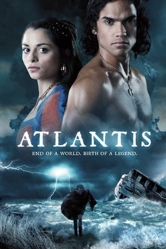 Poster of Atlantis: End of a World, Birth of a Legend