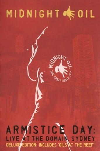 Midnight Oil: Armistice Day - Live at the Domain, Sydney