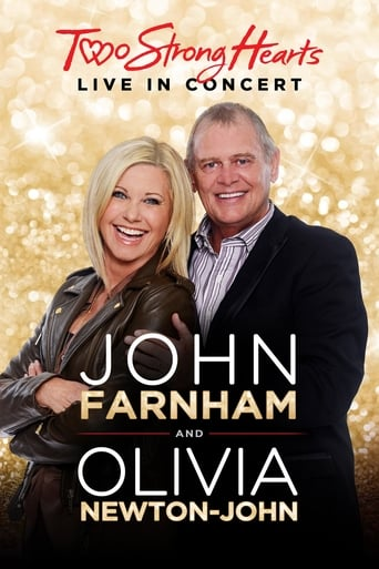 Poster of John Farnham and Olivia Newton-John: Two Strong Hearts - Live in Concert