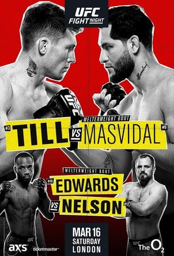 Poster of UFC Fight Night 147: Till vs. Masvidal