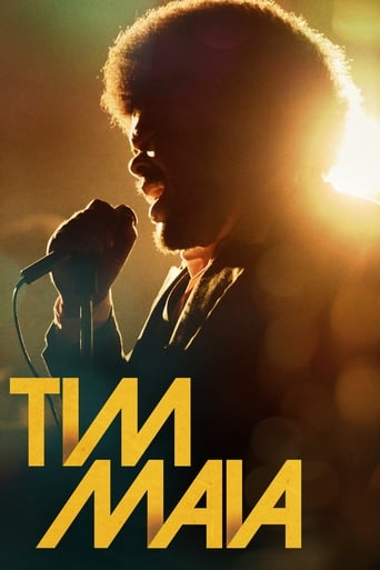 Poster of Tim Maia