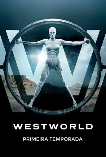 Westworld 1ª Temporada - Poster