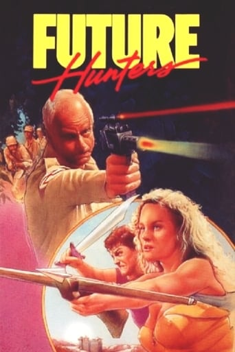 Official movie poster for Future Hunters (1986)