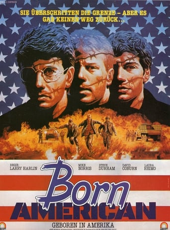 Poster of Born American