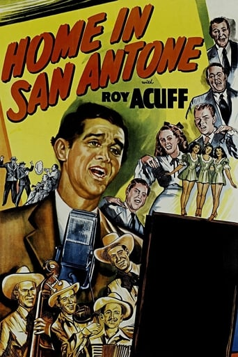 Poster of Home in San Antone