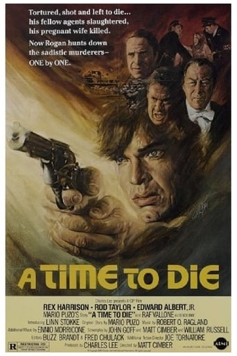 Poster of A Time To Die