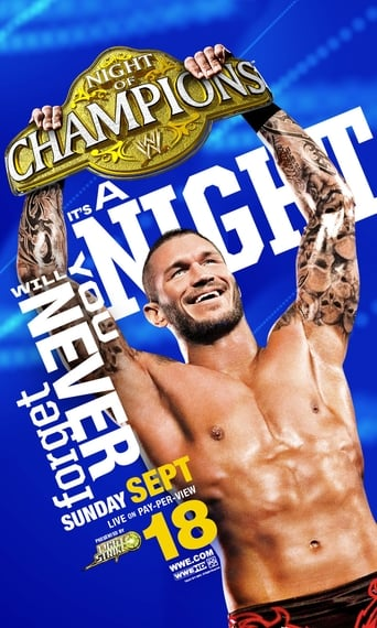 Poster of WWE Night of Champions 2011