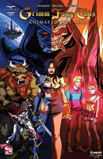Grimm Fairy Tales Animated Poster