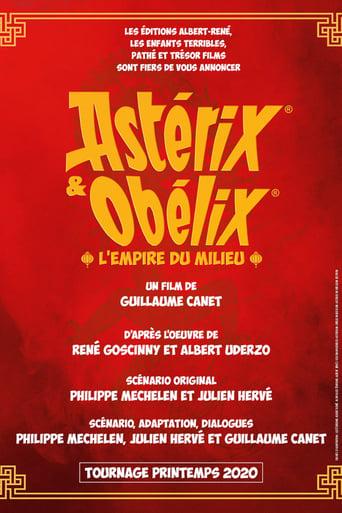 Poster of Astérix & Obélix : L'Empire du Milieu