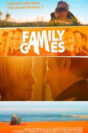 Poster of Family Games