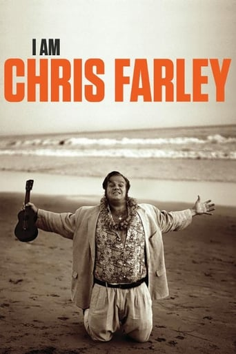 I Am Chris Farley poster