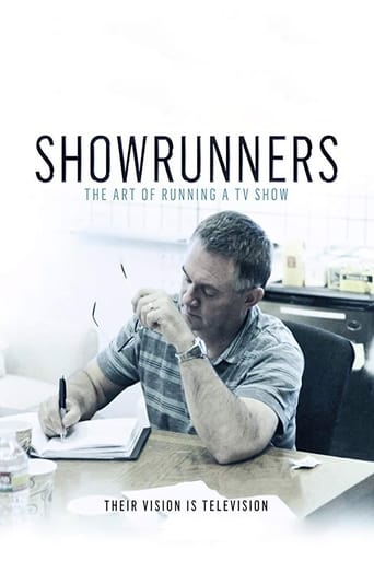 Poster of Showrunners: The Art of Running a TV Show
