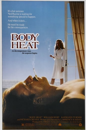 Poster of Body Heat