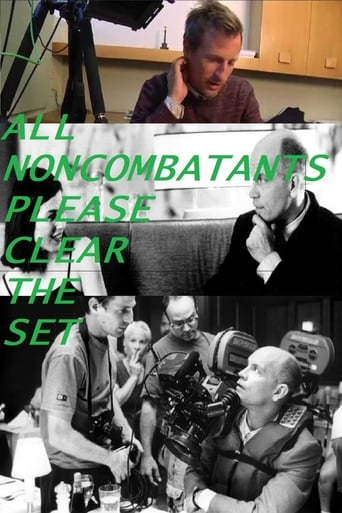 Poster of All Noncombatants Please Clear the Set