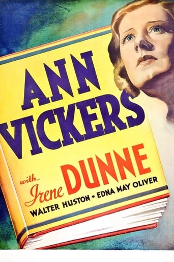 Poster of Ann Vickers
