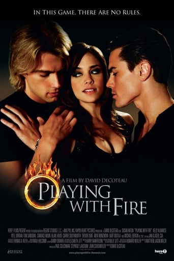 Poster of Playing with Fire