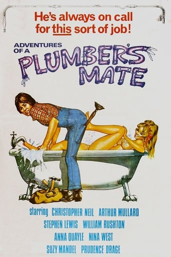 Poster of Adventures Of A Plumber's Mate