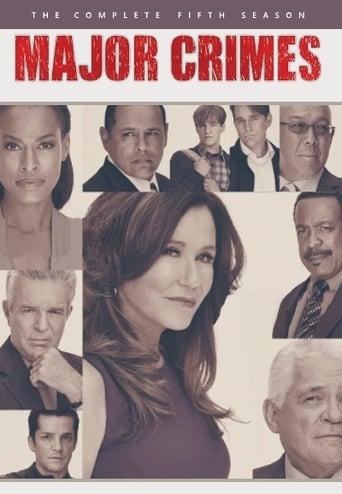 Crimes Graves 5ª Temporada - Poster