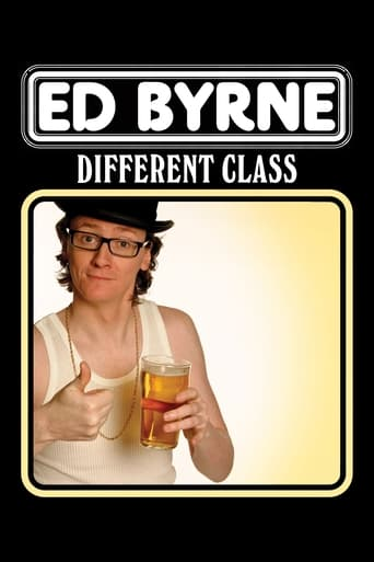 Poster of Ed Byrne: Different Class