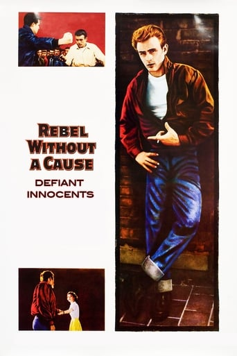 Rebel Without a Cause: Defiant Innocents Poster