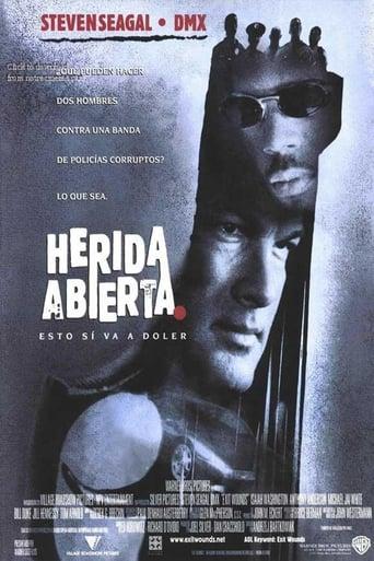 Poster of Herida abierta