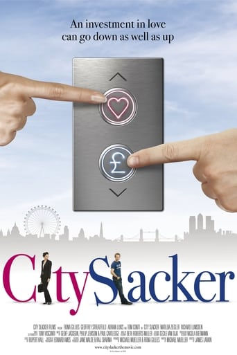Poster of City Slacker