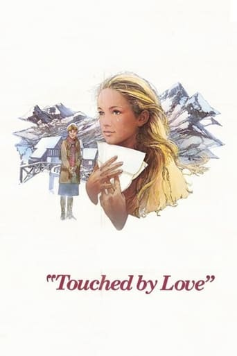 Poster of Touched by Love