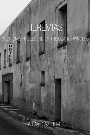 Heremias: Book One - The Legend of the Lizard Princess (2006)