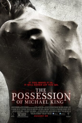 Poster of The possession of Michael King
