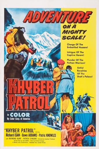 Poster of Khyber Patrol