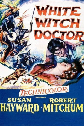 Poster of White Witch Doctor