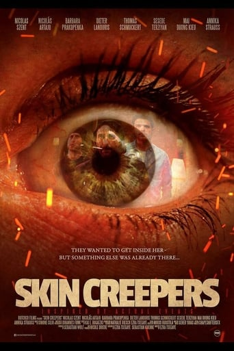 Skin Creepers Movie Poster