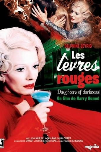 Poster of El rojo en los labios