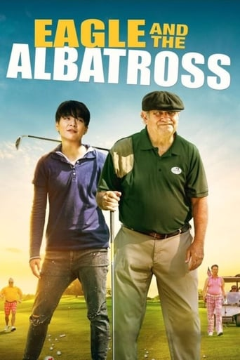 Poster The Eagle and the Albatross