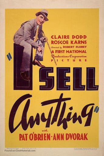 Poster of I Sell Anything