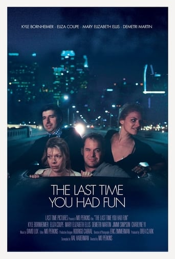 Poster of The Last Time You Had Fun