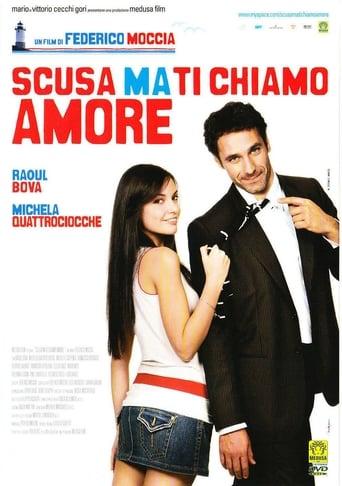 Poster of Scusa ma ti chiamo amore